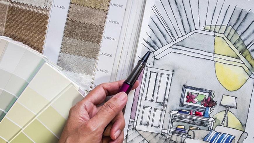 Architetto online di interni