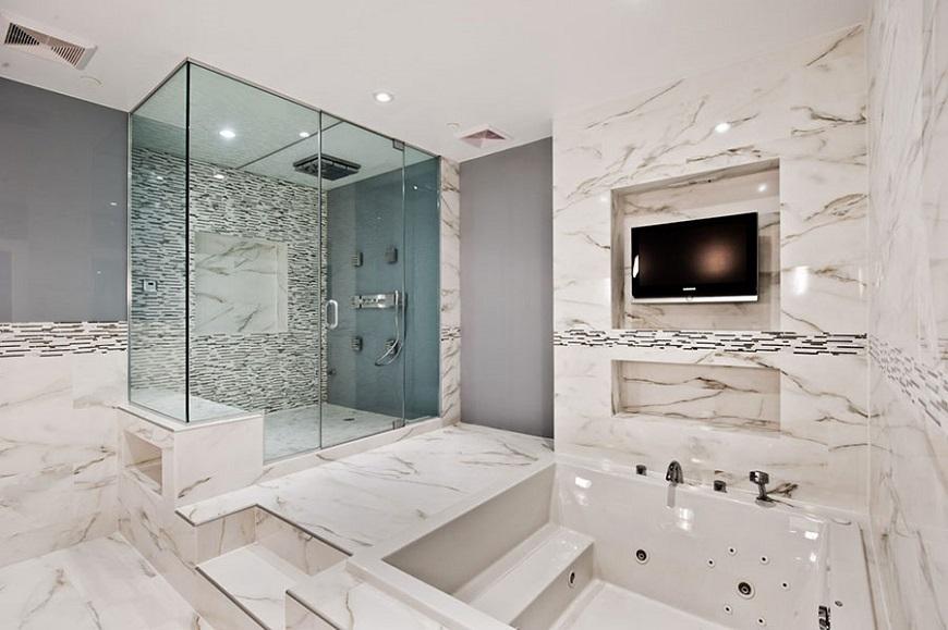 Arredo bagno in stile classico e moderno